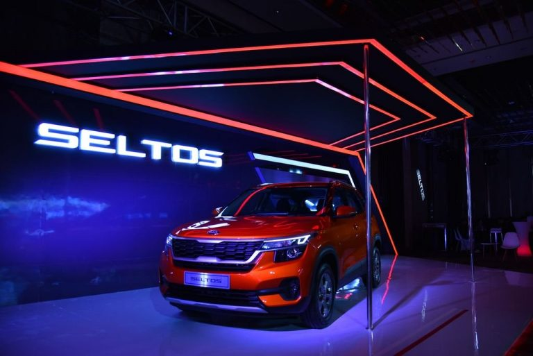 Kia Seltos SUV Launched in India Priced from INR 9.69 Lac 2