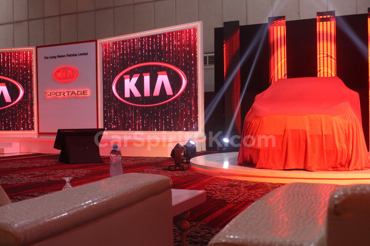 Local Assembled 2019 Kia Sportage Launched 1