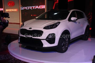 Local Assembled 2019 Kia Sportage Launched 21