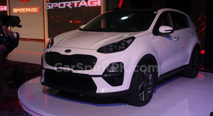 Local Assembled 2019 Kia Sportage Launched 2