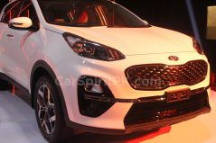 Local Assembled 2019 Kia Sportage Launched 10