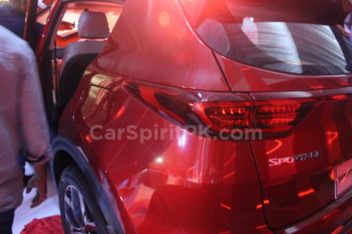 Local Assembled 2019 Kia Sportage Launched 18
