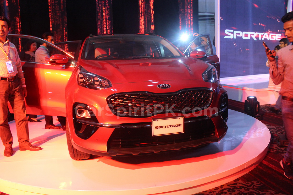 Local Assembled 2019 Kia Sportage Launched 4