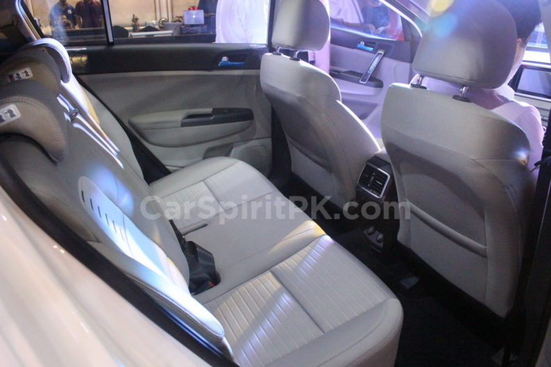 Local Assembled 2019 Kia Sportage Launched 13