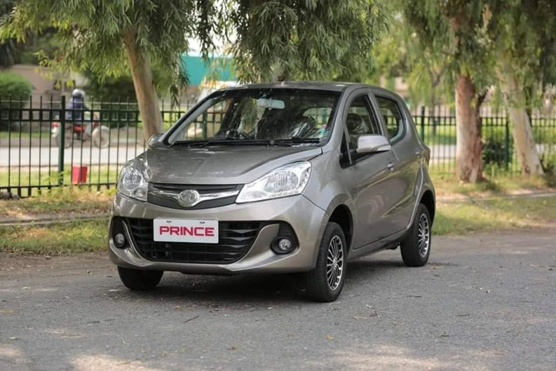 First Official Photos- Prince Pearl 800cc Hatchback 1