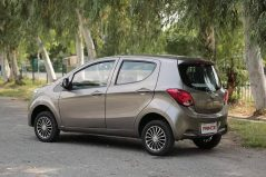 First Official Photos- Prince Pearl 800cc Hatchback 4