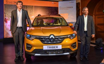 Renault Triber Launched in India Priced at INR 4.95 Lac 18