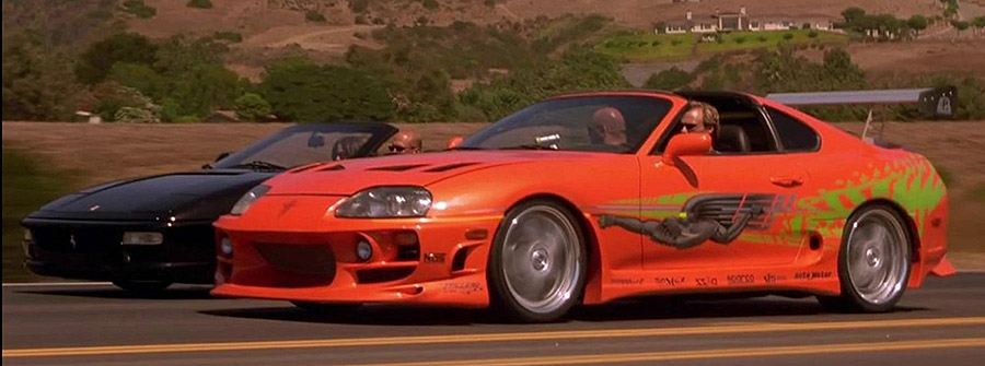 2020 Toyota Supra to Appear in Fast & Furious 9 5