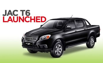 Ghandhara's JAC T6 Double Cabin Pickup Reaches the Dealerships 2