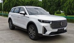 First Images of FAW's Flagship Bestune T99 SUV 6