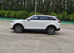 First Images of FAW's Flagship Bestune T99 SUV 7