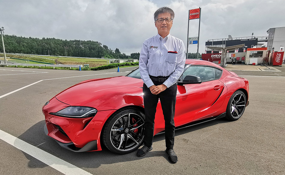 Toyota Supra Chief Engineer Wants to Work with Porsche to Revive MR2 4
