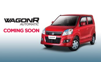 Pak Suzuki to Introduce WagonR Automatic 10