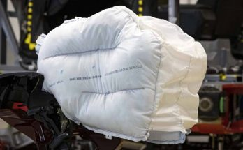 Honda Develops Next Gen Front Airbag Technology 13
