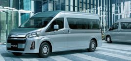 History of Toyota HiAce 43