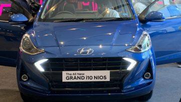 Hyundai Grand i10 Nios Launched in India at INR 4.99 Lac 8