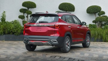 Kia Seltos Becomes Bestselling SUV in India in the Very First Month 8