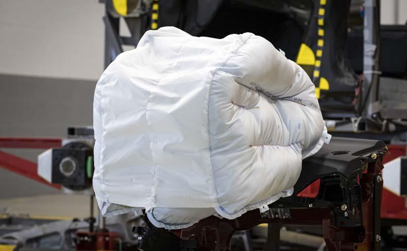 Honda Develops Next Gen Front Airbag Technology 1