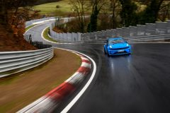 Lynk & Co 03 Cyan Concept Breaks Nurburgring 4-door and FWD Records 6