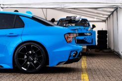 Lynk & Co 03 Cyan Concept Breaks Nurburgring 4-door and FWD Records 7