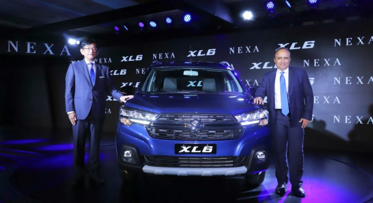 Suzuki XL6 Premium MPV Launch in India Priced from INR 9.79 Lac 1
