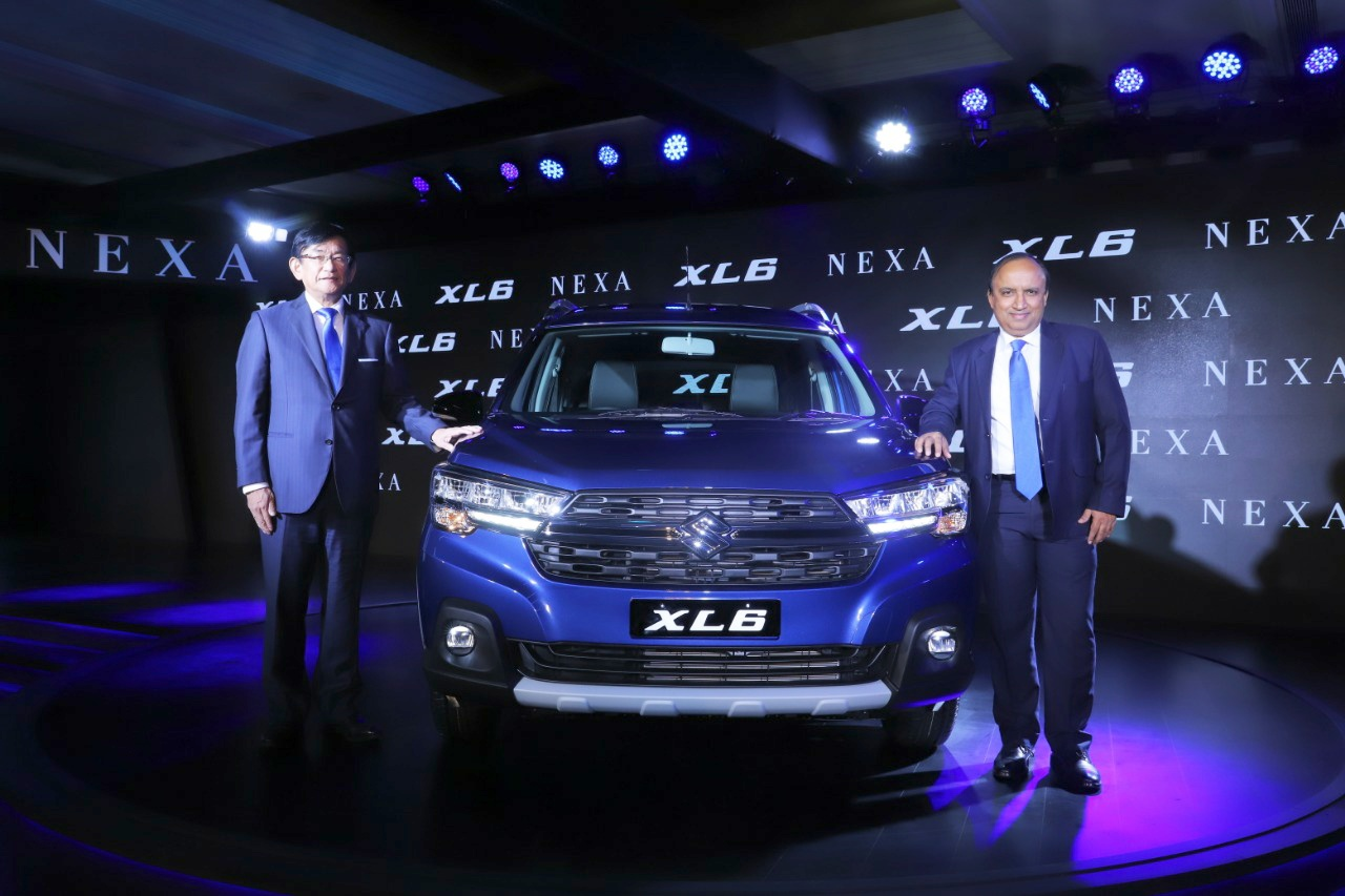 Suzuki XL6 Premium MPV Launch in India Priced from INR 9.79 Lac 7