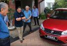 Mahatir Tests the New 2019 Proton Saga Facelift 9