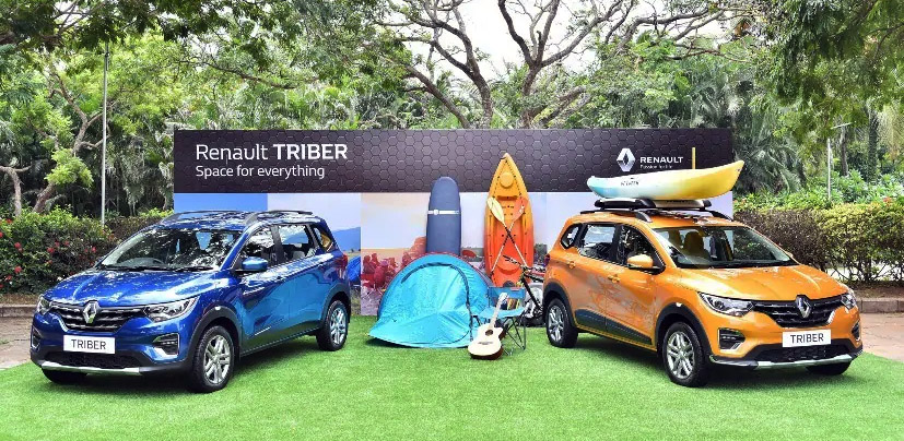 Renault Triber Launched in India Priced at INR 4.95 Lac 9
