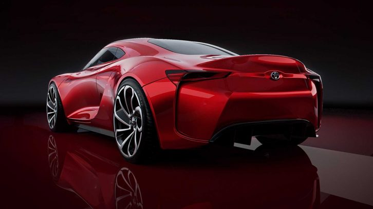 Toyota Supra Chief Engineer Wants to Work with Porsche to Revive MR2 11