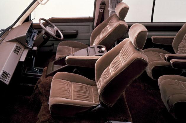 History of Toyota HiAce 19