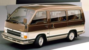 History of Toyota HiAce 23