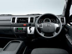 History of Toyota HiAce 35