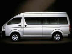 History of Toyota HiAce 37