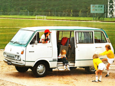 History of Toyota HiAce 3