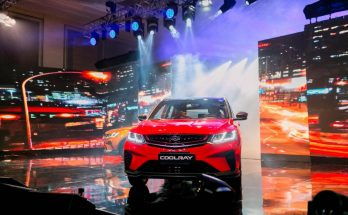 Geely Makes a Comeback in Philippines with Coolray 6
