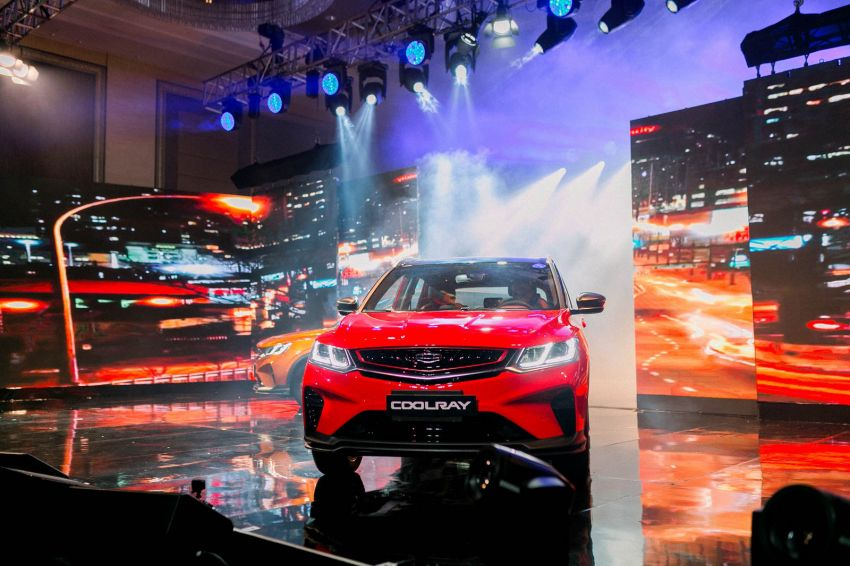 Geely Makes a Comeback in Philippines with Coolray 2