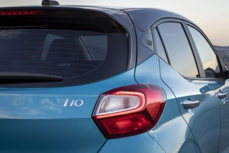 Hyundai Unveils New i10 Ahead of Frankfurt 9