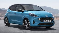 Hyundai Unveils New i10 Ahead of Frankfurt 6