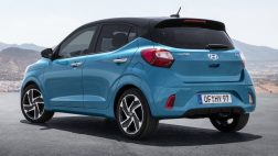 Hyundai Unveils New i10 Ahead of Frankfurt 7