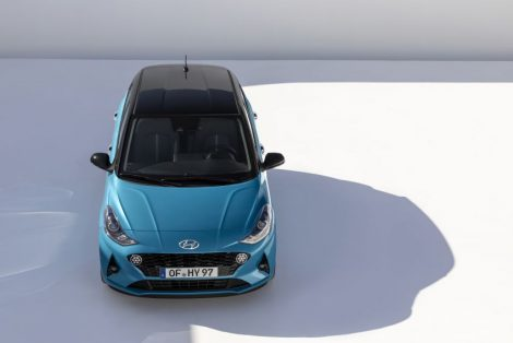 Hyundai Unveils New i10 Ahead of Frankfurt 4