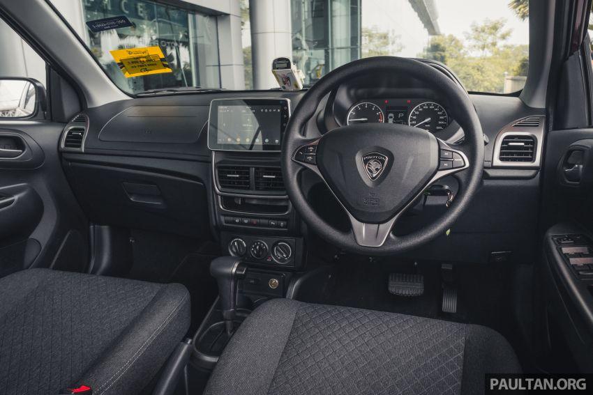 Proton X70 and Saga- Variants Details Revealed 5
