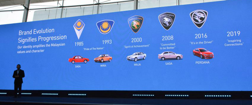 Proton Reveals New Logo- Frees the Tiger 5