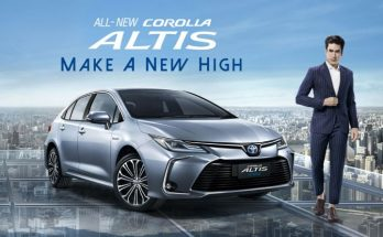 All New Toyota Corolla Altis Launched in Thailand 23