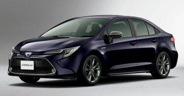 2019 JDM Toyota Corolla Launched 5