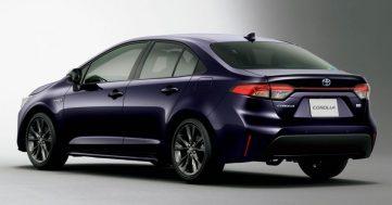 2019 JDM Toyota Corolla Launched 6