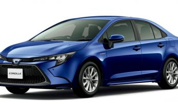 2019 JDM Toyota Corolla Launched 24