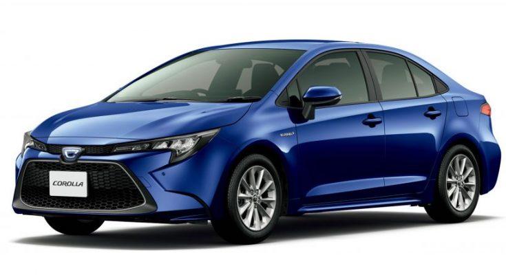 2019 JDM Toyota Corolla Launched 2
