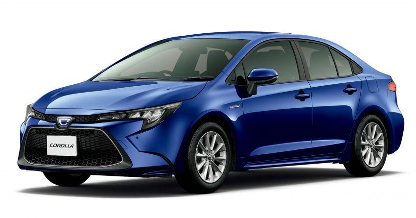 2019 JDM Toyota Corolla Launched 7
