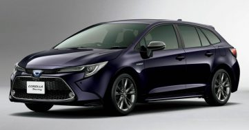 2019 JDM Toyota Corolla Launched 8