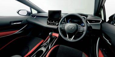2019 JDM Toyota Corolla Launched 12